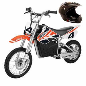 MX650 Rocket Razor Dirt Bike for Kids