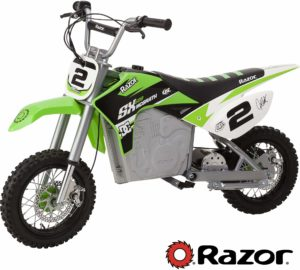 SX500 McGrath Highly Recommended Dirt Bike for kids