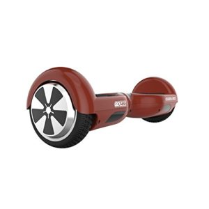 GOTRAX Hoverfly ECO Hoverboard – UL Certified Self Balancing Hoverboard