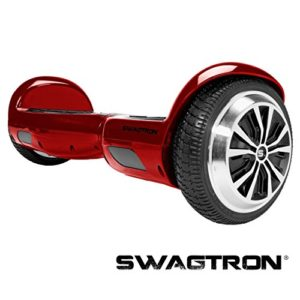 SWAGTRON T1 Electric Self Balancing Scooter