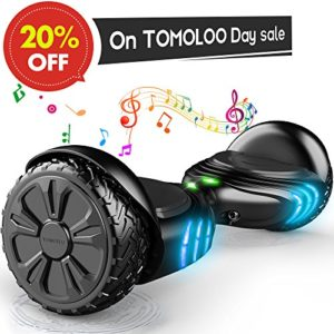 TOMOLOO Best Hoverboard