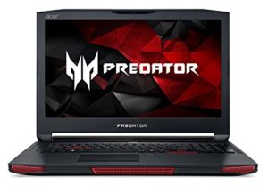 Acer Predator 17 X GX Acer Gaming Laptop With 32GB RAM