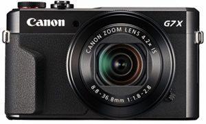 Canon PowerShot G7 X Mark II - Canon Vlogging Camera