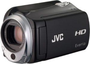 JVC GZ-HD500 Cheap Vlogging Camera with Flip Screen