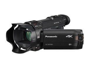 Panasonic HC-V770K Best Camcorder Camera for Vlogging