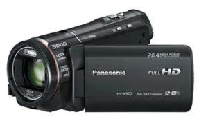 PanasonicHC-X920 - Professional Vlogging Camera