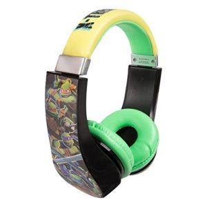 Sakar Teenage Mutant Ear Safe Headphones For Kids
