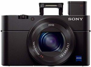 Sony Cyber-shot DSC Best Vlogging Camera Under 500