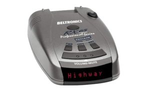 Beltronics Red Professional Series RX65