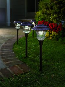 4 Solar Path Bright Lights by Plow and Hearth