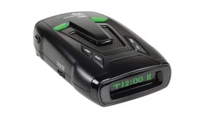 Whistler CR90 Best 360 Degree Protection, Voice Alerts Radar Detector