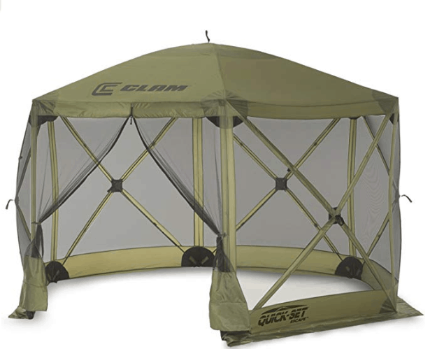 Clam Corporation 9281 Quick-Set Shelter