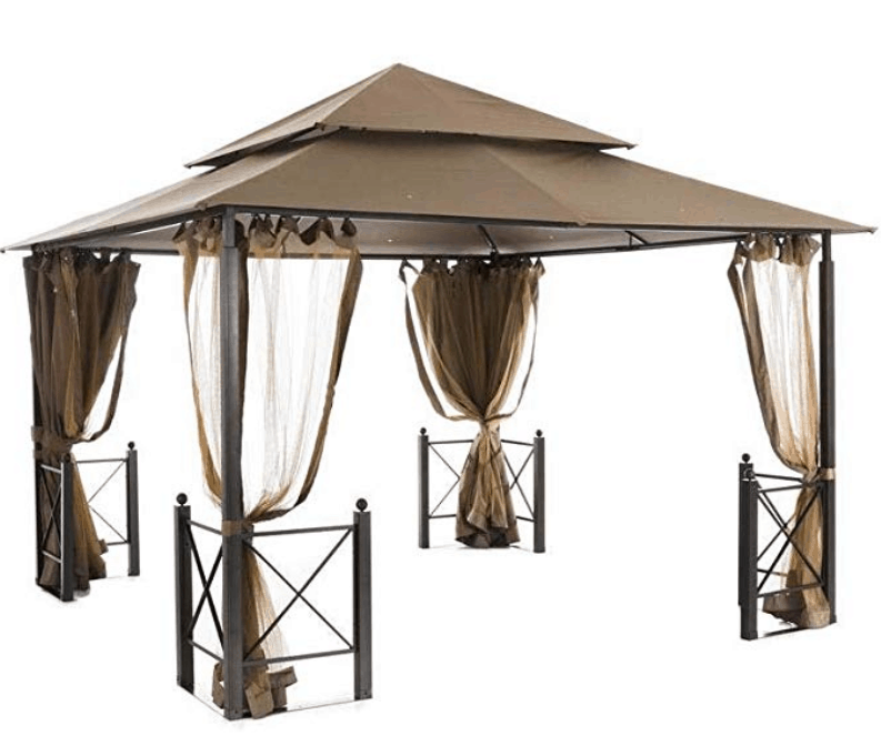 Hampton Bay Harper Gazebo